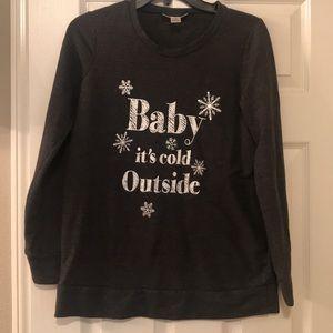 Motherhood Maternity lightweight sweatshirt